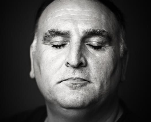 Superstar chef José Andrés keeps up the fight to feed the hungry. https://t.co/vtCIE7WUO8    Want more stories like this? Sign up for our Inspired newsletter, in your inbox every Monday:  https://t.co/h6UjAdZFfD