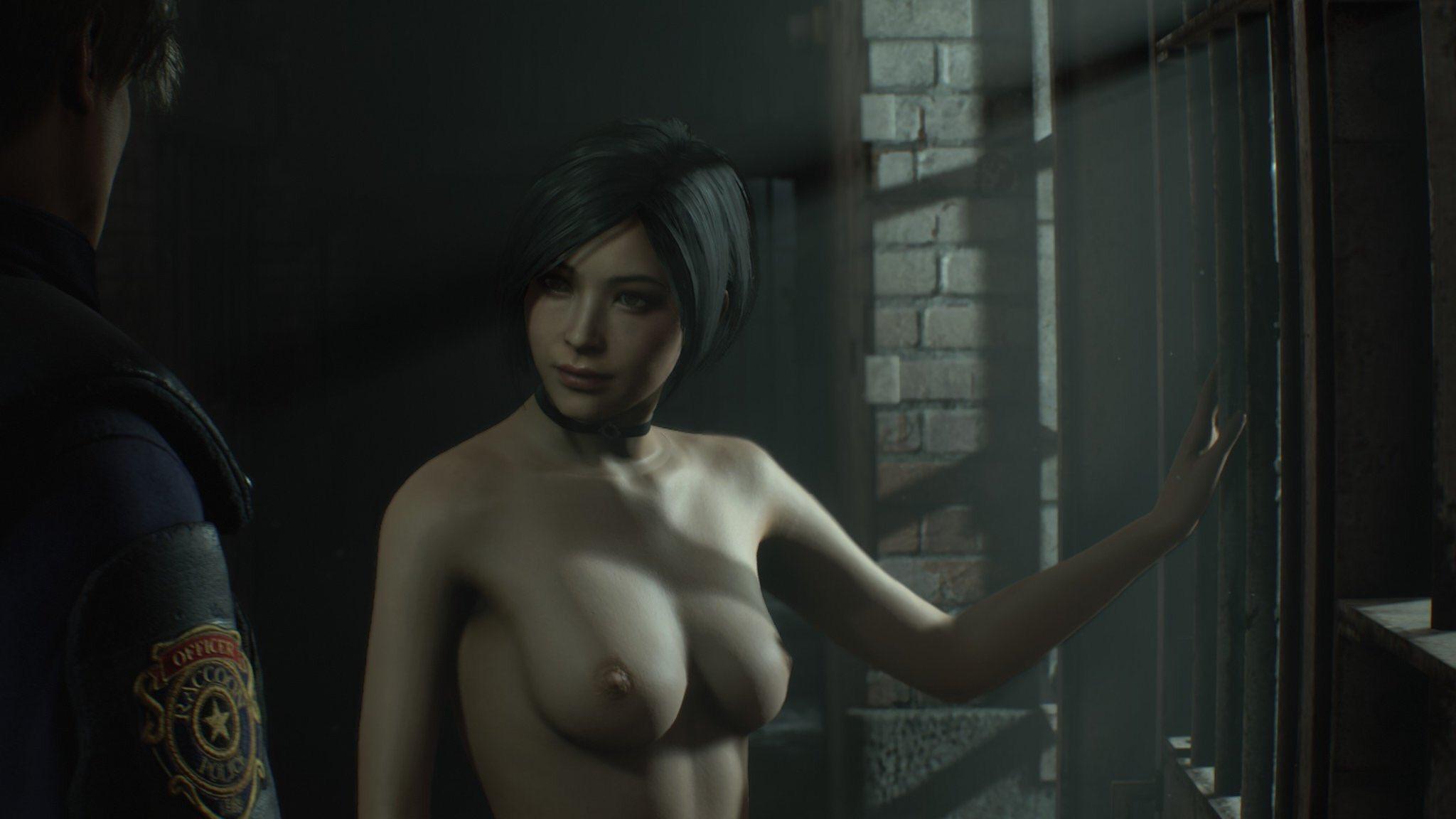 Mod 全裸 バイオハザードre2