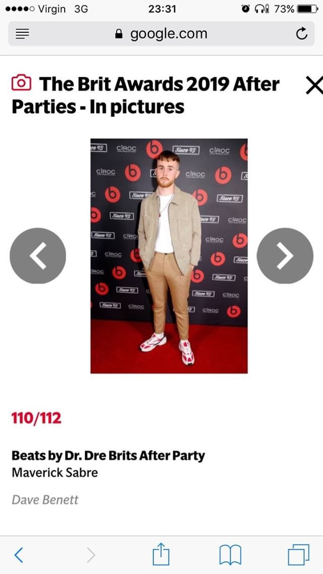 me: oh cool, metro news put my picture online.  also me: ohhhh it's because they think i'm fucking maverick sabre. <br>http://pic.twitter.com/NjSg6osja5