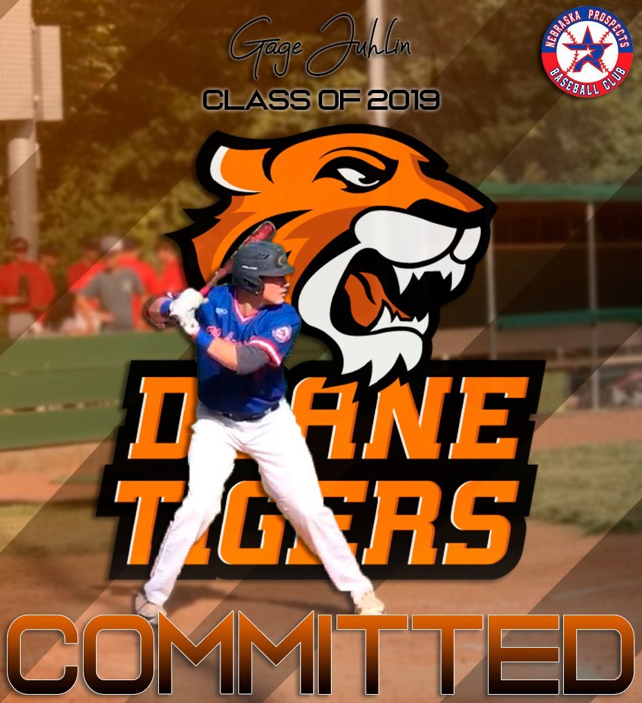 I&#39;m excited to announce that I will be furthering my academic and athletic career at Doane University. Thank you to all my family, coaches, friends, and teammates who have supported me and helped me through the process. #GoDoane <br>http://pic.twitter.com/ToVVNBMAqm