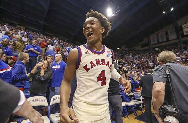 Happy Birthday to one of the most beloved Jayhawks in the history of KU basketball: Devonte' Graham! <br>http://pic.twitter.com/d1ygoeQo7w