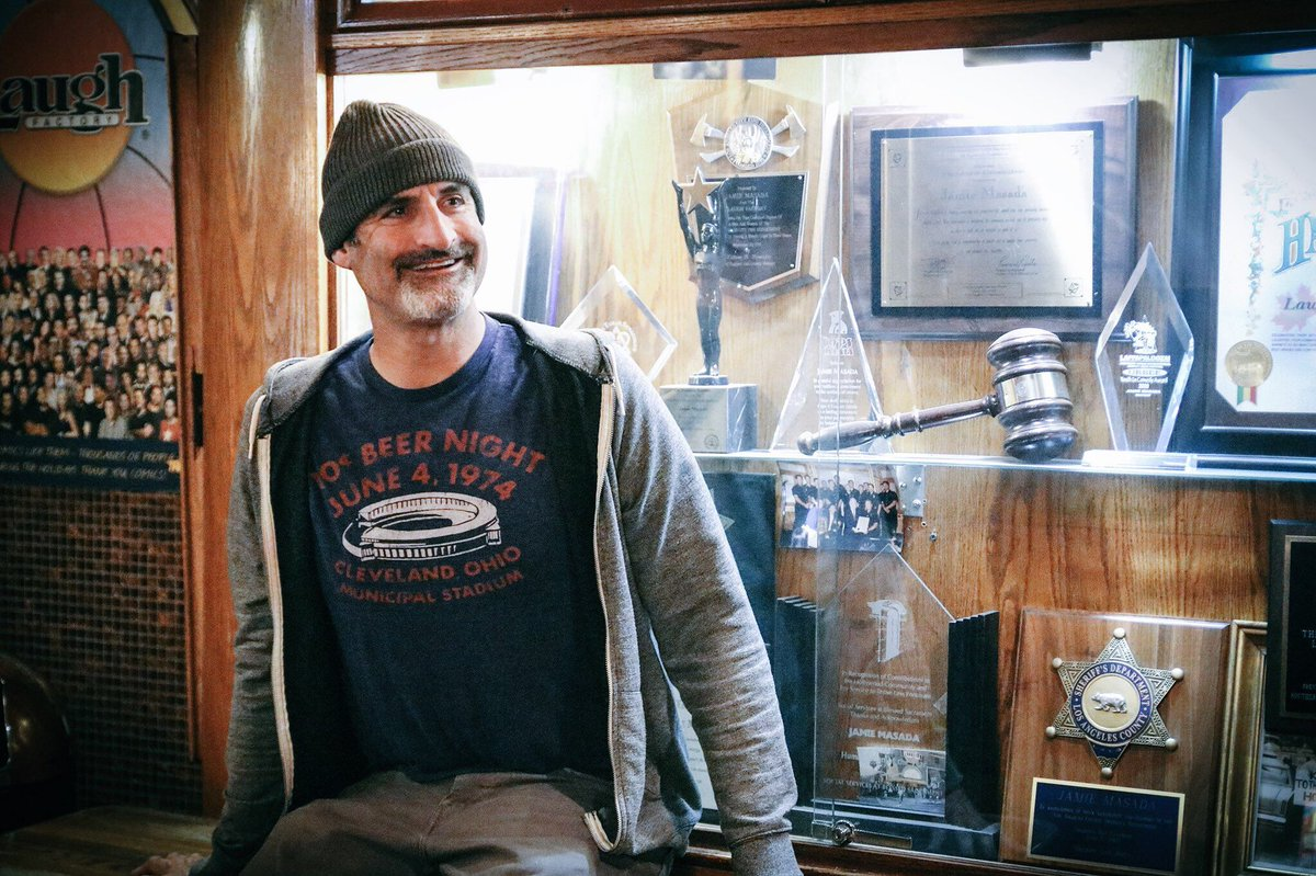 We are devastated by the loss our friend and comedian, Brody Stevens. We love you and you will be missed. Rest In Peace. Make God Laugh. @BrodyismeFriend<br>http://pic.twitter.com/nspGvLhV5s