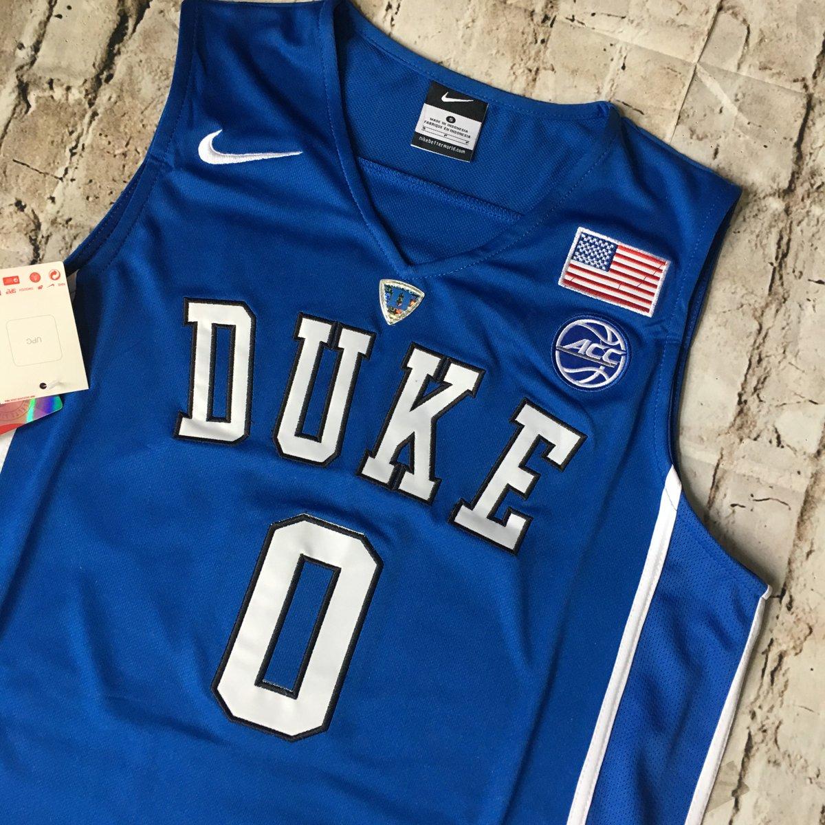 timeless design 02eaf 14c99 duke basketball jersey hashtag on Twitter