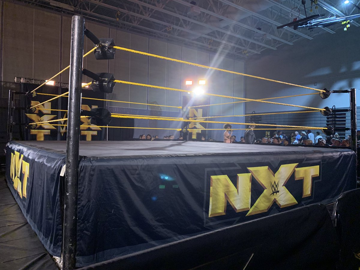 WWE NXT Live Event Results From Ft. Pierce (2/22): The War Raiders And Shayna Baszler Defend, More