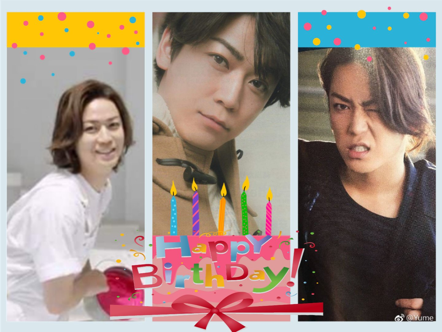Happy Birthday to my Original Kazuya Kamenashi