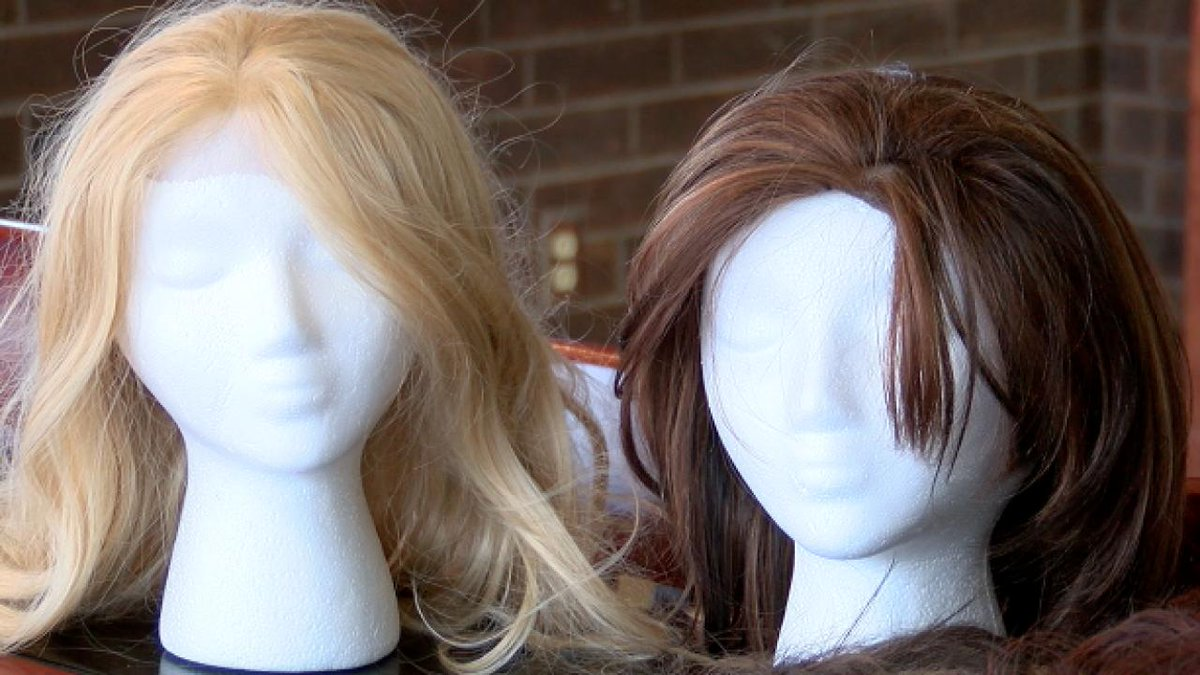 New Halo Hair Foundation providing wigs to women fighting cancer https://t.co/oUVGby88JJ