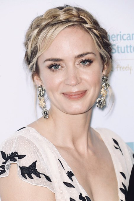Happy 36th birthday to the extremely talented Emily Blunt