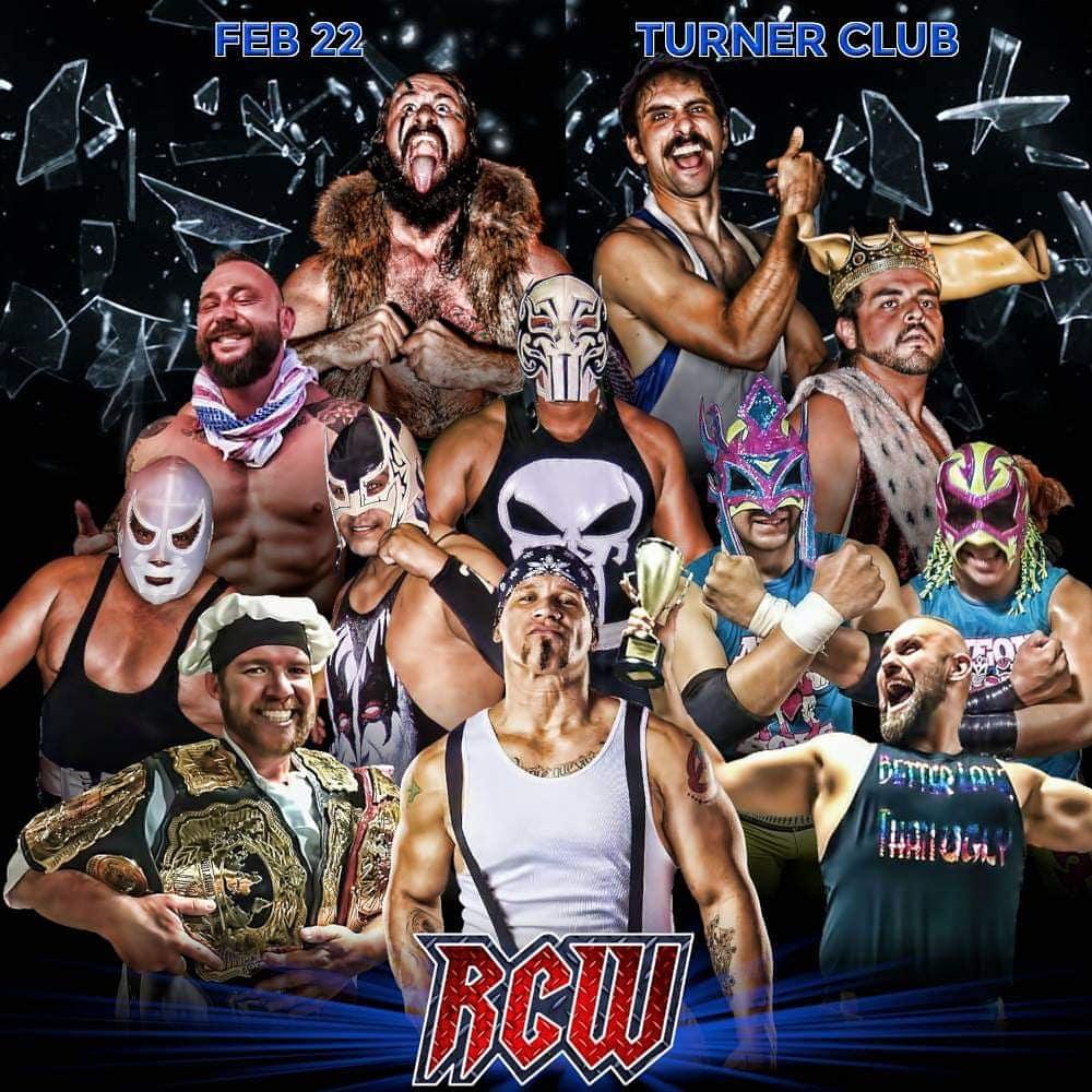 RCW Wrestling on Twitter: