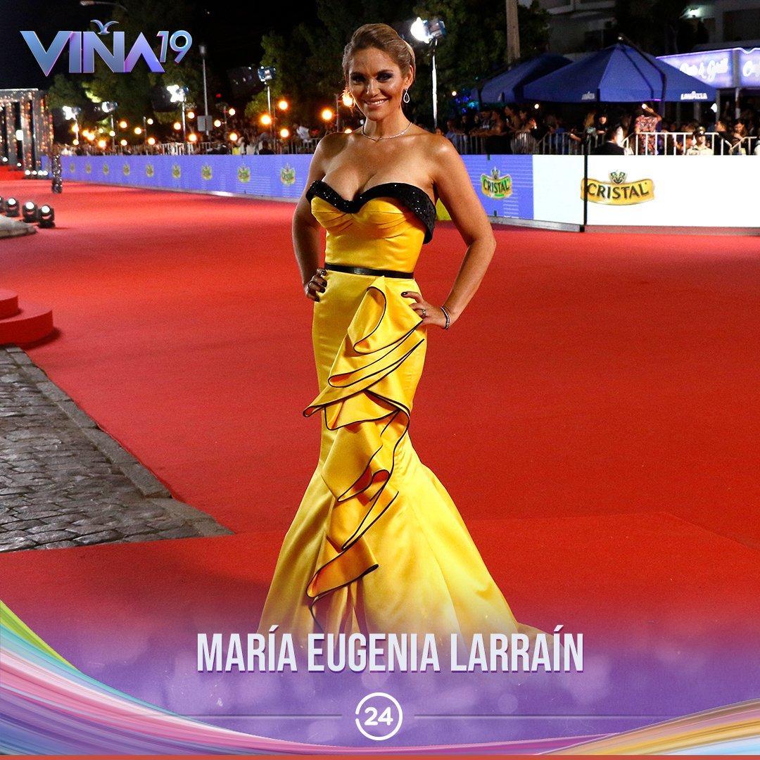 Maria Eugenia Larrain
