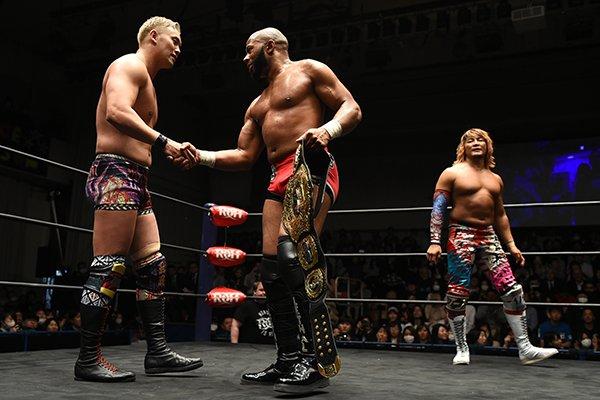 """NJPW/RoH: """"Honor Rising Japan 2019"""" Día 1 Tres títulos en disputa 6"""