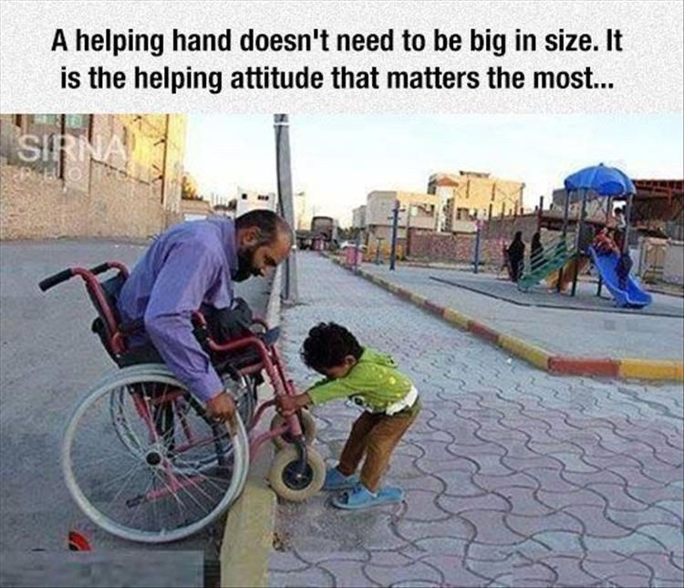 """""""There is no exercise better for the heart than reaching down and lifting people up."""" #GoodMorning #Quote #motivation #SaturdayMotivation #Humanity"""