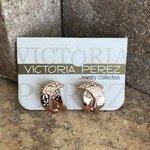 Image for the Tweet beginning: Vintage Style Earrings