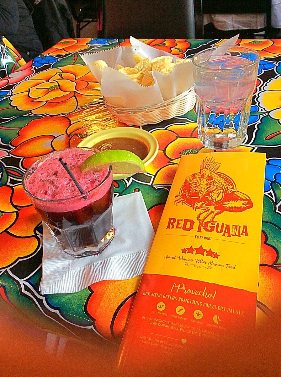 @RedIguanaOG my #margarita de Jamaica 🍷 at #rediguana in #saltlakecity  #utah #mexicanrestaurant #InternationalMargaritaDay
