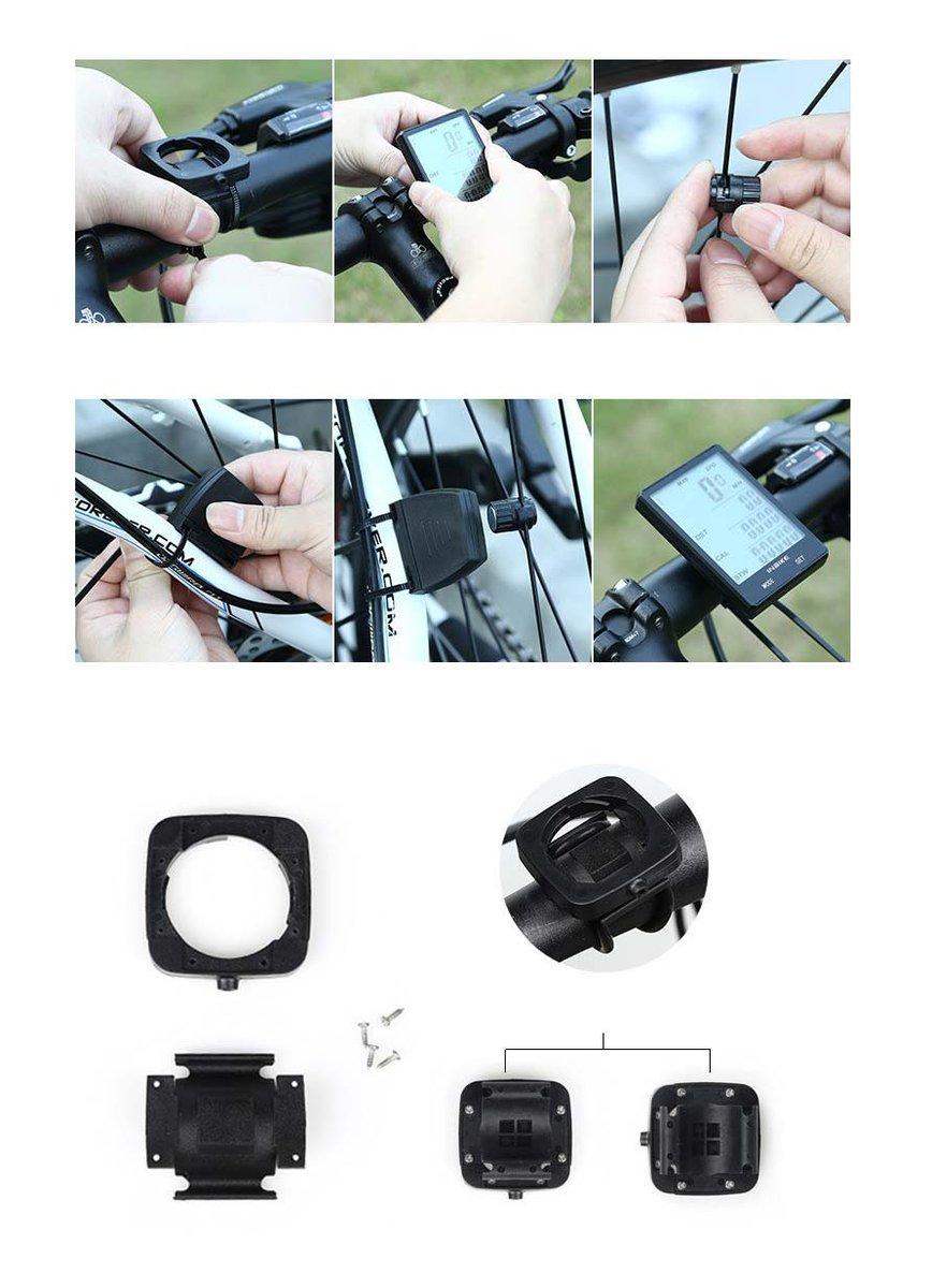 - Đồng hồ đo tốc độ xe đạp không dây cảm ứng INBIKE với thiết kế nhỏ gọn, màn hình to rõ dễ dàng nhìn khi di chuyển liên tục. https://t.co/9PnvShEL1F #dong_ho_do_toc_do #inbike #papilo https://t.co/cNxpQJYYD6