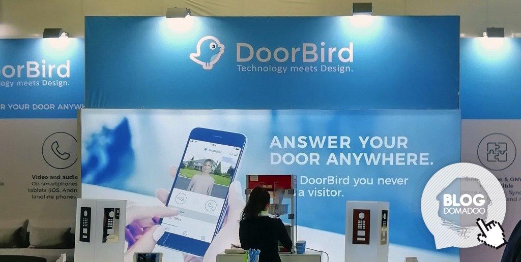 Portier vidéo connecté Doorbird