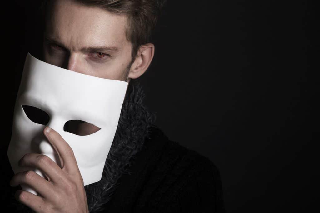 Венецианская маска фотосессия