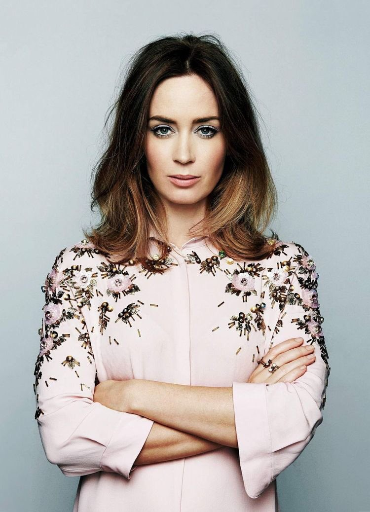 Happy Birthday Emily Blunt   One of the most  beautiful woman in the world