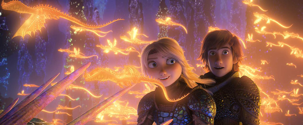 How to Train Your Dragon: The Hidden World is a frustratingly simple movie with a complex execution  https://t.co/X1DLCoEbK6