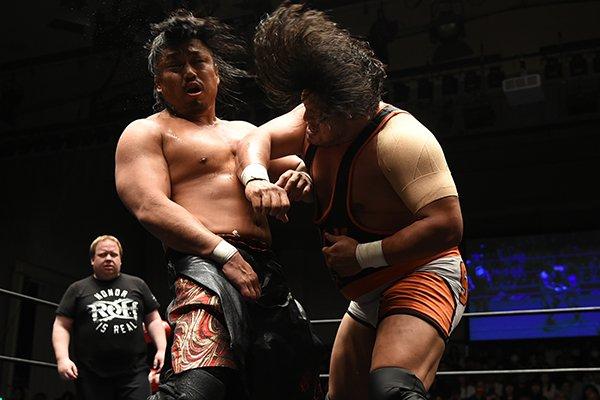 """NJPW/RoH: """"Honor Rising Japan 2019"""" Día 1 Tres títulos en disputa 5"""