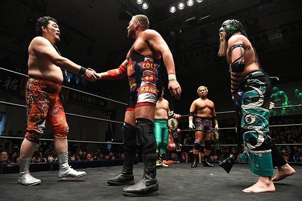 """NJPW/RoH: """"Honor Rising Japan 2019"""" Día 1 Tres títulos en disputa 3"""