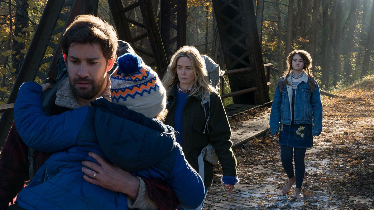 Here's everyone returning for the 'A Quiet Place' sequel https://t.co/x6KFTRFlFB