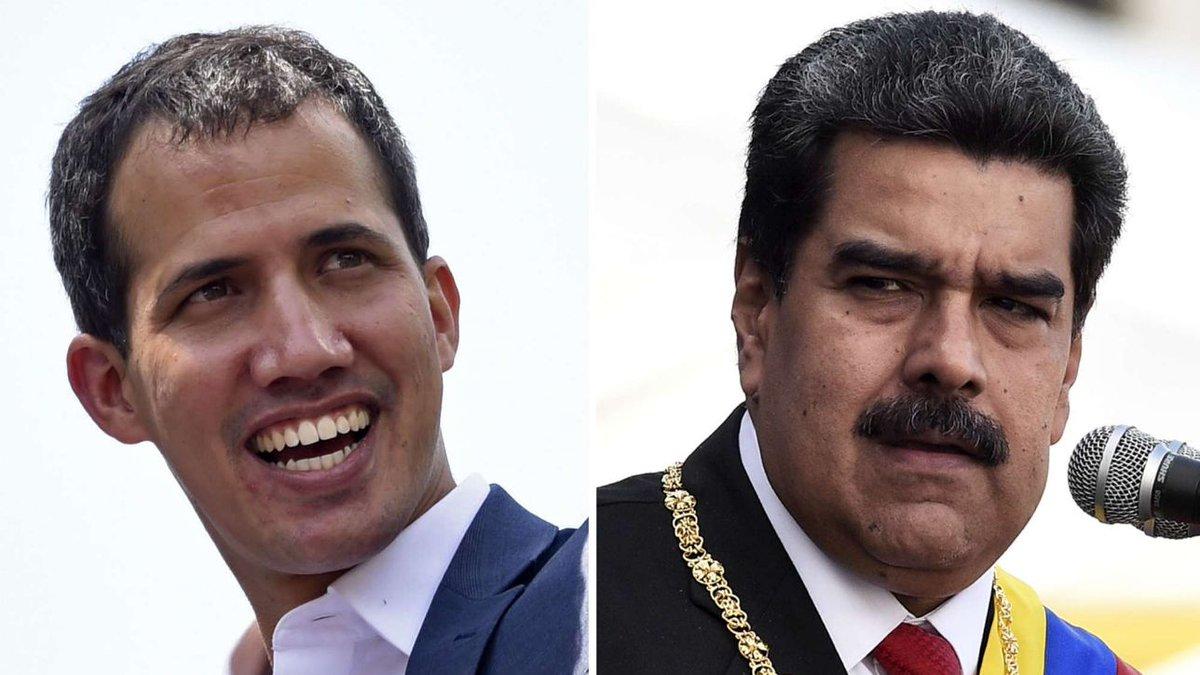 Venezuela, Guaidò: 'Grazie a militari sono in Colombia' #Venezuela https://t.co/ovyBFRC30u