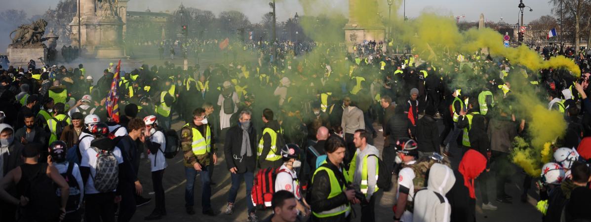 'Gilets jaunes' : à quoi va ressembler ce nouveau samedi de mobilisation ? Des rassemblements sont prévus à Paris, Bordeaux, Rennes, Clermont-Ferrand, Lille, ou encore Chambord...   https://t.co/Qb2HMRDutc