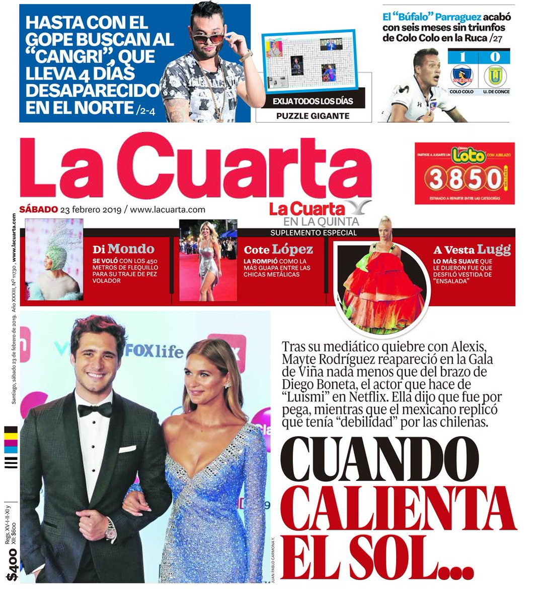 La Cuarta (@lacuarta) | Twitter