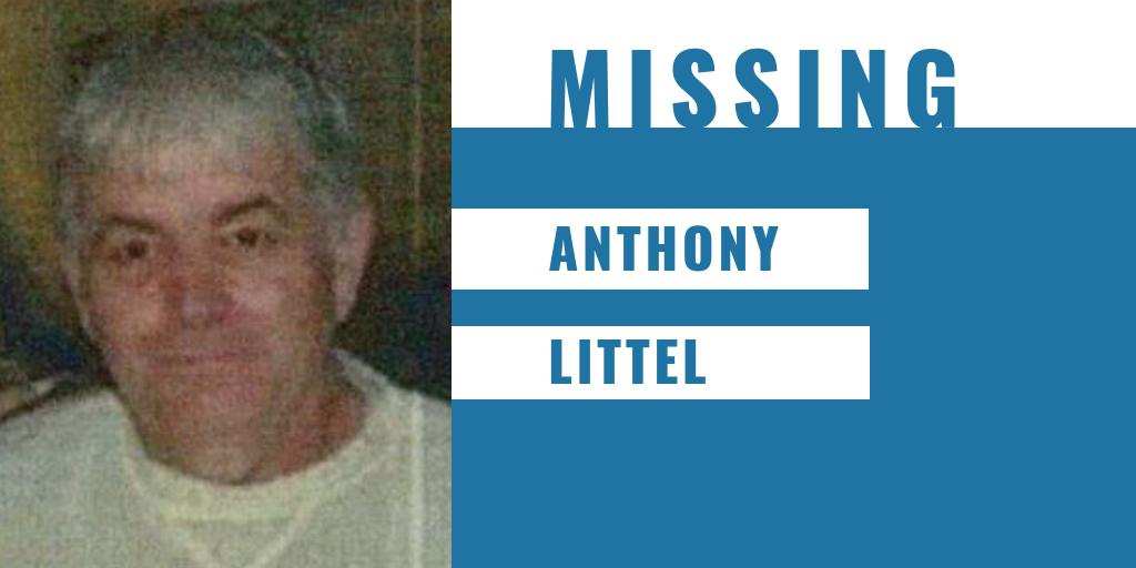 Police are appealing for public assistance to help locate missing 52-year-old Dandenong man Anthony Littel. He was last seen on Princes Highway near Cleeland Street, Dandenong on 20 February at 8am. 📞 Dandenong Police Station on 9767 7444. →  https://t.co/M9vW9Kfn2z
