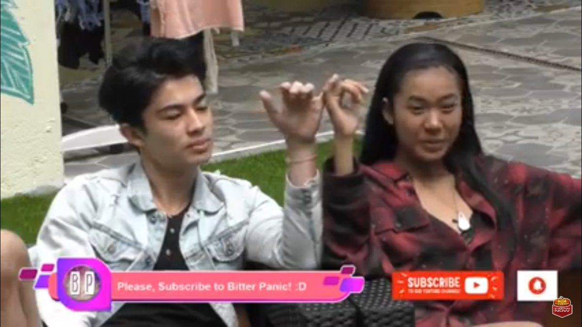 Lou: Swimming na tayo. Andre: Ughhh. The sun&#39;s out.  Lou: Lets go. Lets go. Lets go. Andre: Really? Lou: Ayiiiee. Ito, si aayieee. *smiles and point him* Andre: Okay okay. If you&#39;re into it, I&#39;ll do it.  Lou&amp;Andre: Sorry Kuya  #LouDre #LouYanong #AndreBrouillette<br>http://pic.twitter.com/rWFd33ITuq