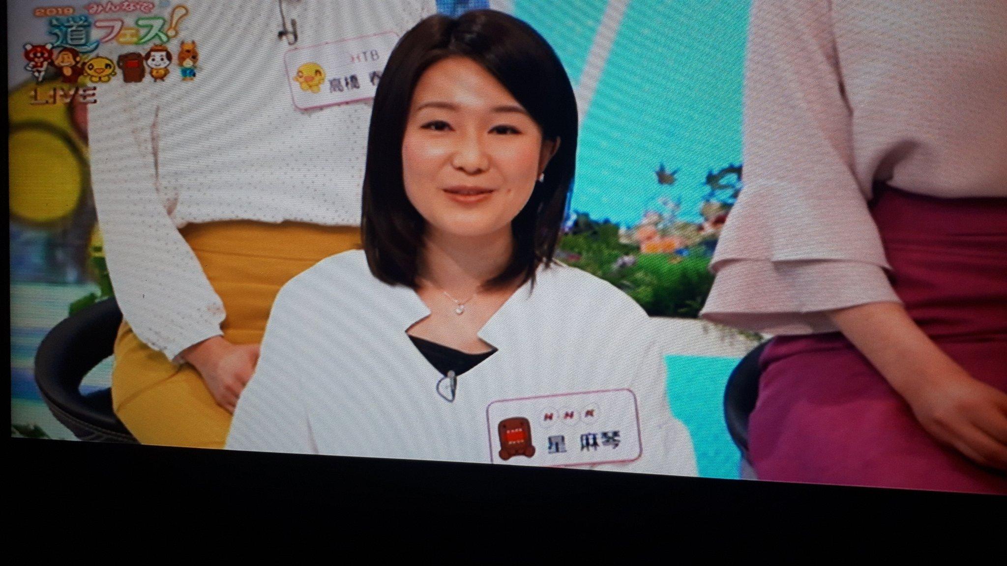 アナウンサー 星 真琴 三雲孝江の愛娘、NHK星麻琴アナ「ニュース9」起用にオタク大歓喜のワケ