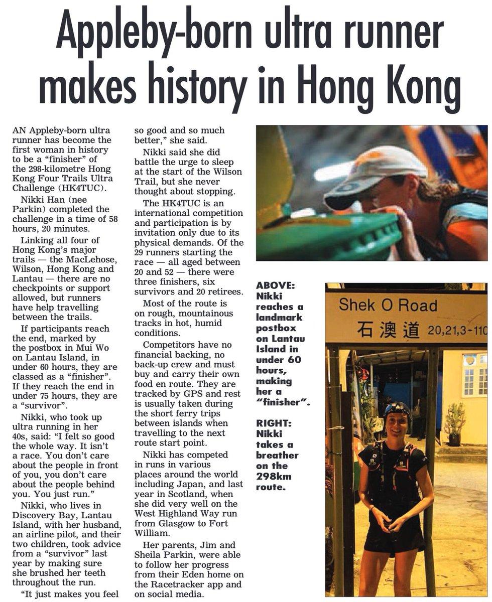 Congrats again Nikki! #HK4TUC twitter.com/CWHerald/statu…