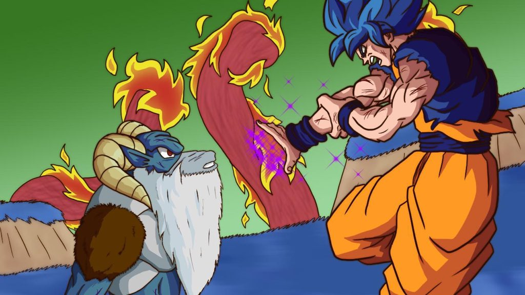 COMING SOON!  How CAN Goku and the gang beat MORO's dangerous magic in #DragonBallSuper Galactic Patrol Prisoner Arc?   @MrOppaiSenpai RETURNS to Geekdom101 to discuss.   Thumbnail Art by the uber-talented @FTWStudios99