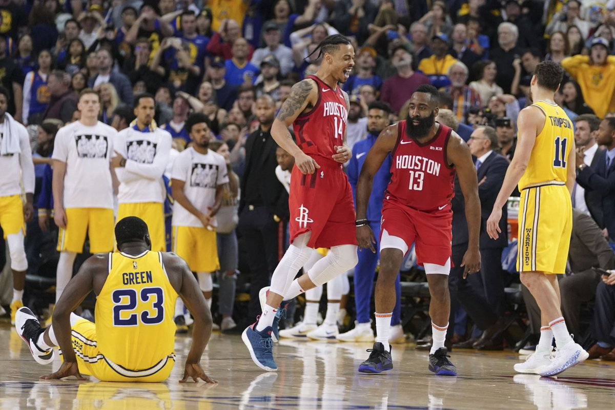 Houston Rockets vs. Golden State Warriors game preview, in which the Rockets probably won't blow a 20-point lead in this one, so they've got that going for them, which is nice https://www.thedreamshake.com/2019/2/23/18237164/houston-rockets-vs-golden-state-warriors-game-preview-james-harden-mvp-steph-curry-kevin-durant?utm_campaign=thedreamshake&utm_content=chorus&utm_medium=social&utm_source=twitter…