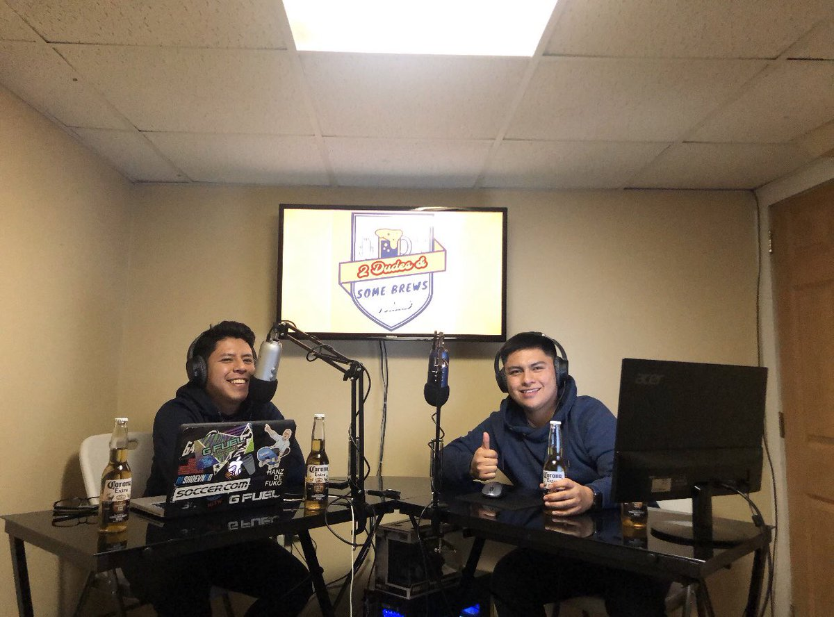 Episode 4 is done and recorded. We had so much fun recording this episode! Corona was used for this weeks episode and you can never go wrong. Tune in Sunday  #podcast #poscasters #podcastfriday #ContentCreators <br>http://pic.twitter.com/DoATkm7Ter