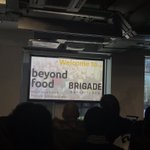What a privilege it was to be invited to the graduation ceremony @BeyondBrigade. 30 #homeless, #changinglives, completed first 6 weeks training to give them #lifeskills, #confidence, @chefsimonboyle @BaxterStorey #goodfooddoinggood. Thank you.