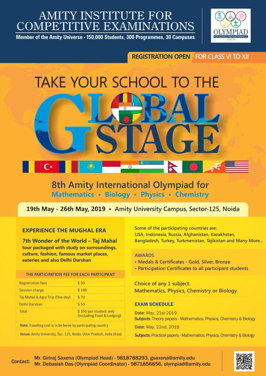 Olympiad_Amity (@OlympiadAmity) | Twitter