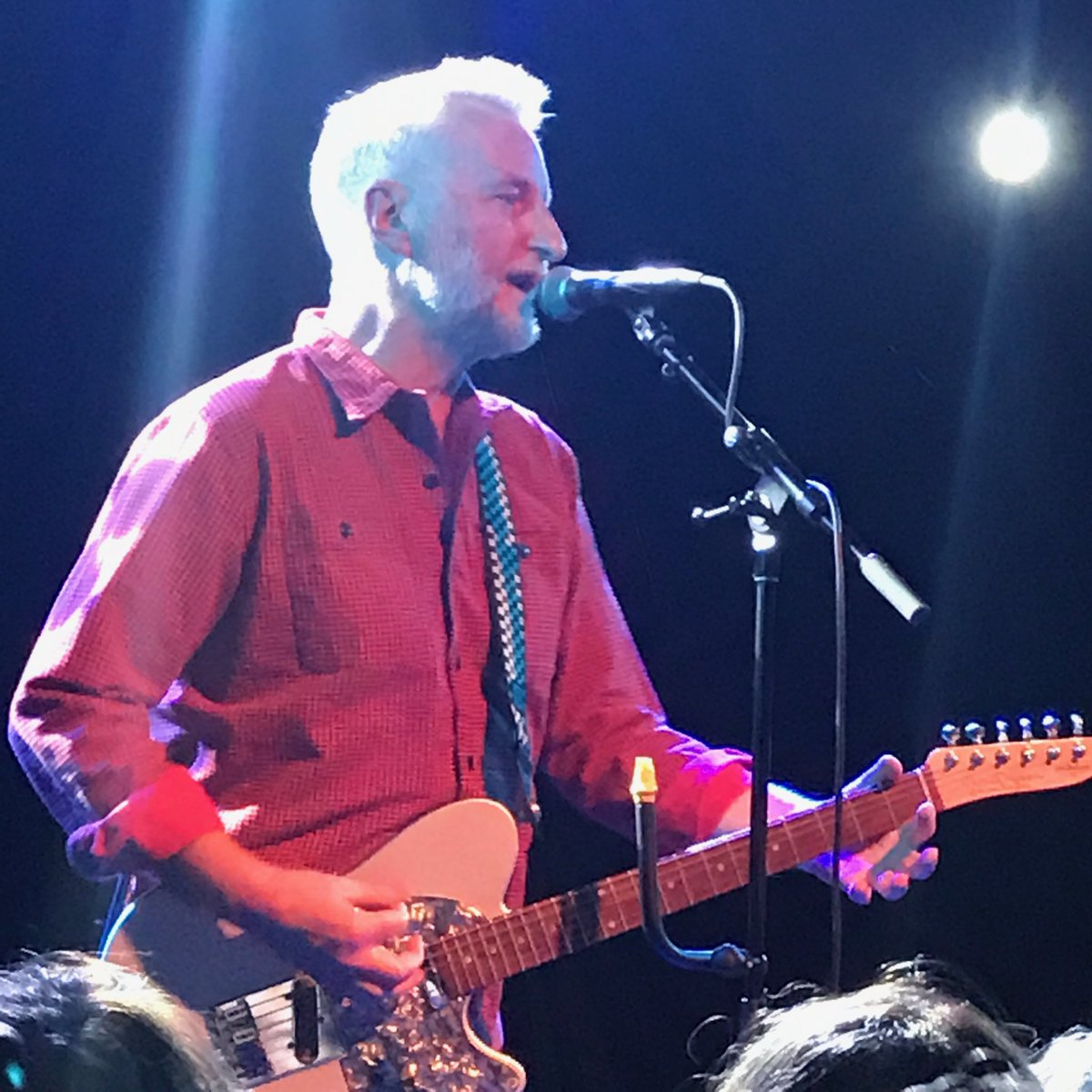 35 years of seeing Billy Bragg, latest installment tonight at The Troubadour