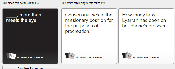 Xyzzy 2 youre A Better