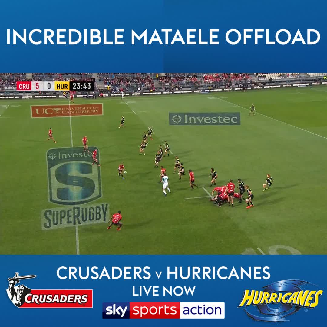Sky Sports Rugby's photo on #CRUvHUR