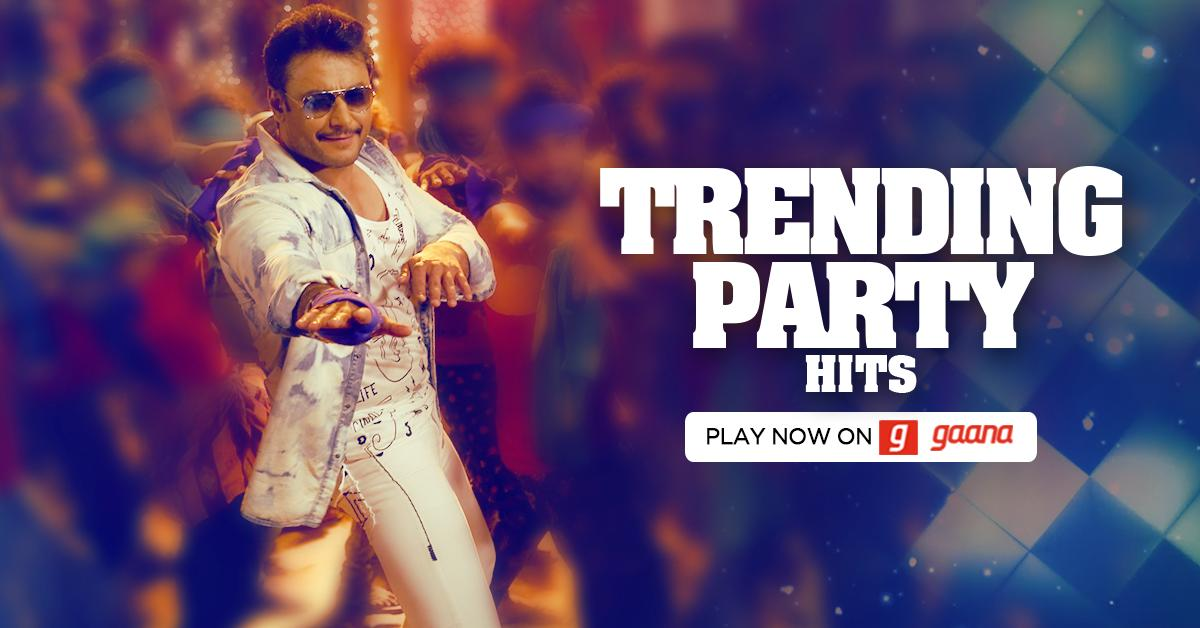 Do you want a fix for your party starter? Listen to this sorted out playlist featuring some of the most trending tracks of Kannada industry. Play here: http://gaa.na/TrendingPartyKannada…