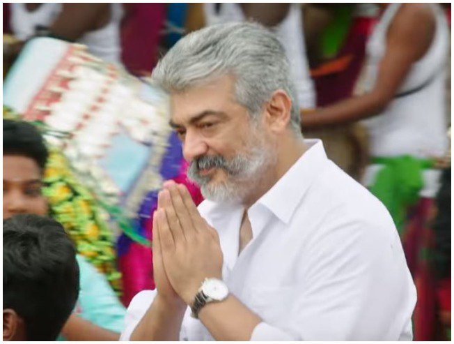 Watch this new long #Ajith video from #Viswasam  https://www.galatta.com/tamil/news/viswasam-telugu-trailer-released-thala-ajith-nayanthara-video-siva-imman/101877/ …  #Nayanthara @SathyaJyothi_ @directorsiva @vetrivisuals @immancomposer @AntonyLRuben @IamJagguBhai  @dhilipaction #ThalaAjith #Viswasam50thDay #Thala #ViswasamTeluguTrailer #Viswasam50 #AjithKumar