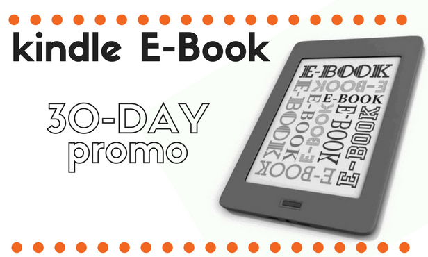 New 30-day Kindle E-Book Promotion -- #Fiverr Gig just went live.  http:// dld.bz/fWjXd  &nbsp;   <br>http://pic.twitter.com/wzmPCnb4xP