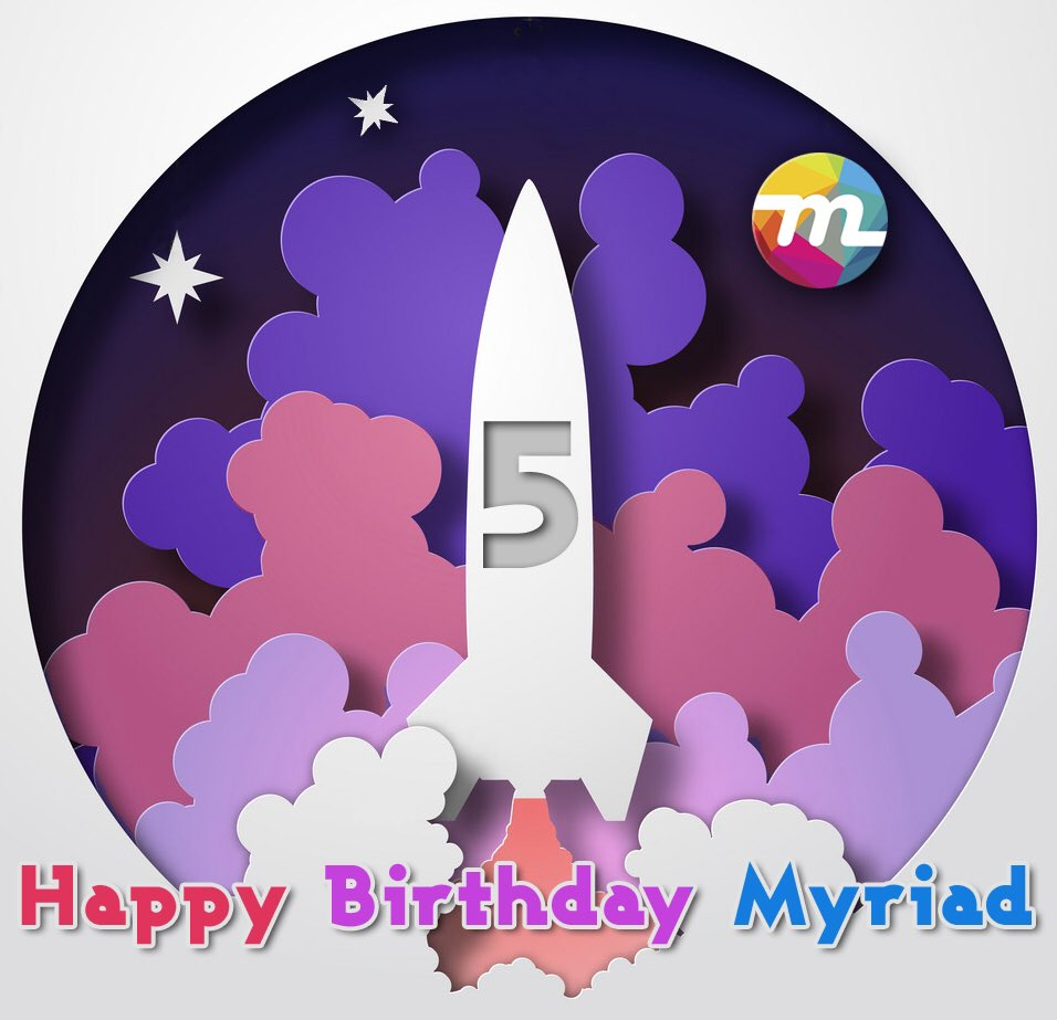 Tweet by @myriadcoin