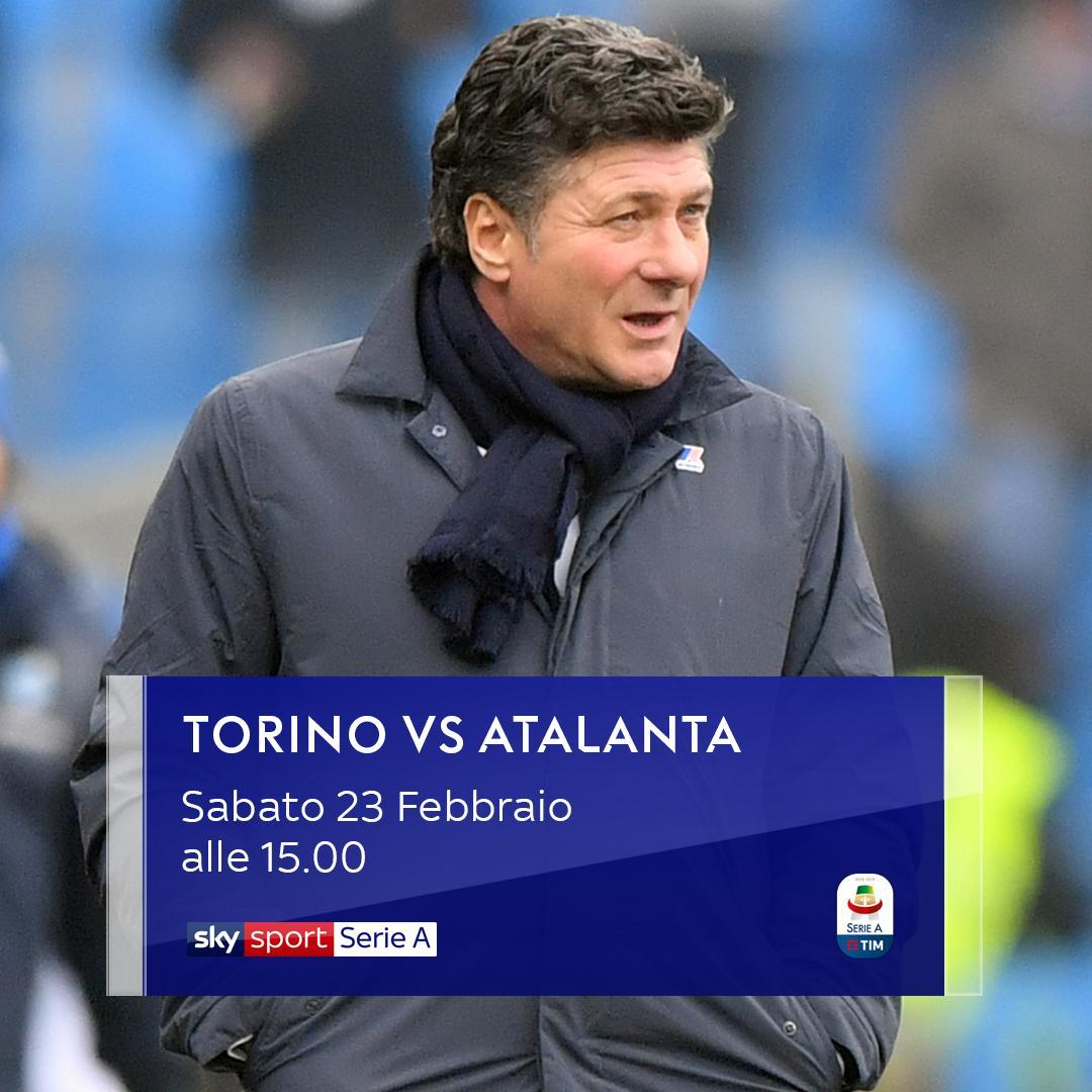 🇮🇹 Serie 🅰 25^ giornata 🏟 #TorinoAtalanta ⌚ 15:00 📺 #SkySport Serie A 🎙 @DarioMassara-#Pellegrini #SkySerieA