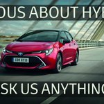 Got a question about hybrid but can't make it to one of our Meet Hybrid events this weekend?  Ask us anything.