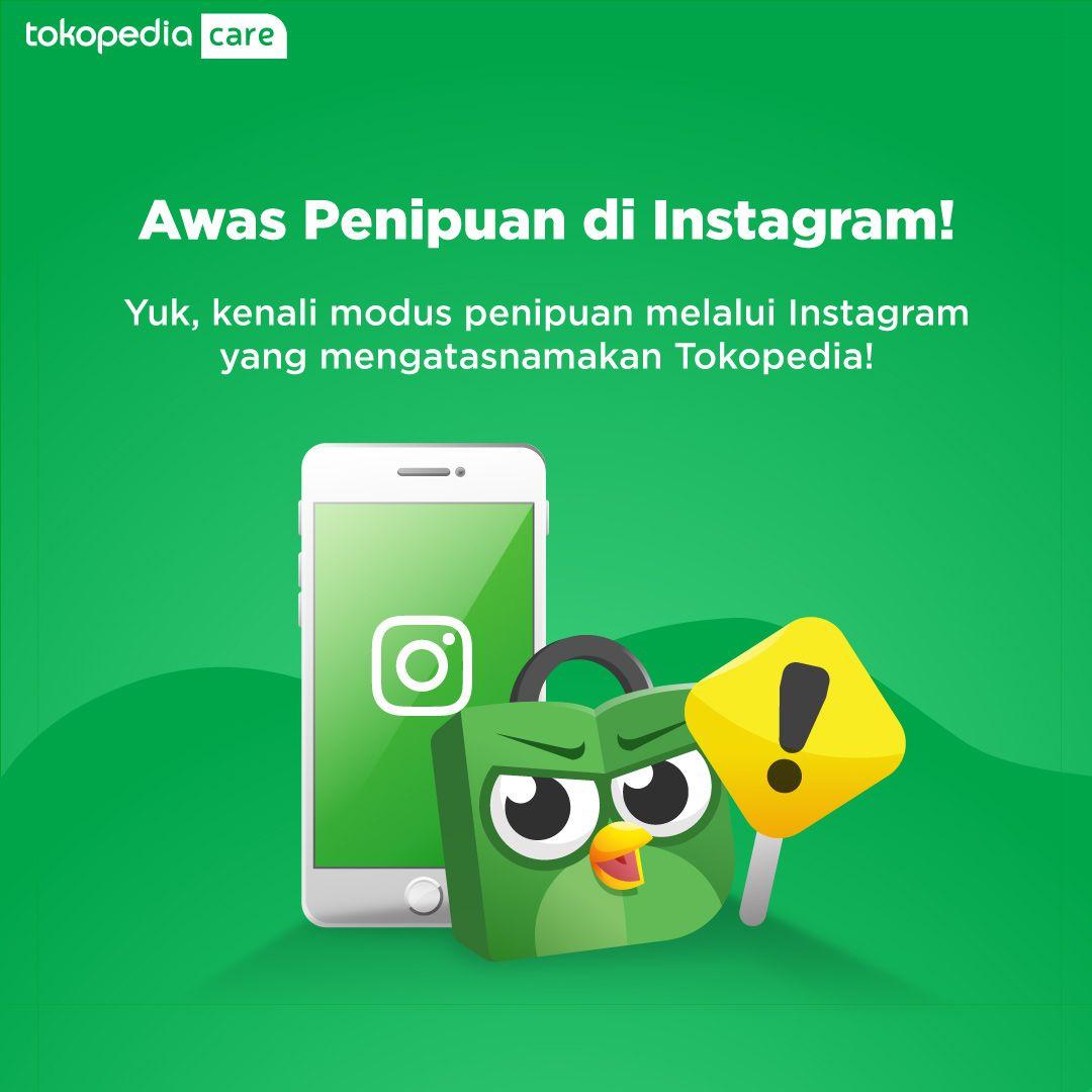 Tokopedia En Twitter Bangun Tidur Buka Instagram Mau Tidur
