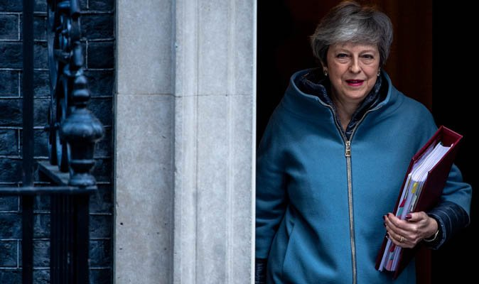 Brexit LIVE: Theresa May given ULTIMATUM by Remainers as they DEMAND delay to leave date https://t.co/9Ix6GwKO2q