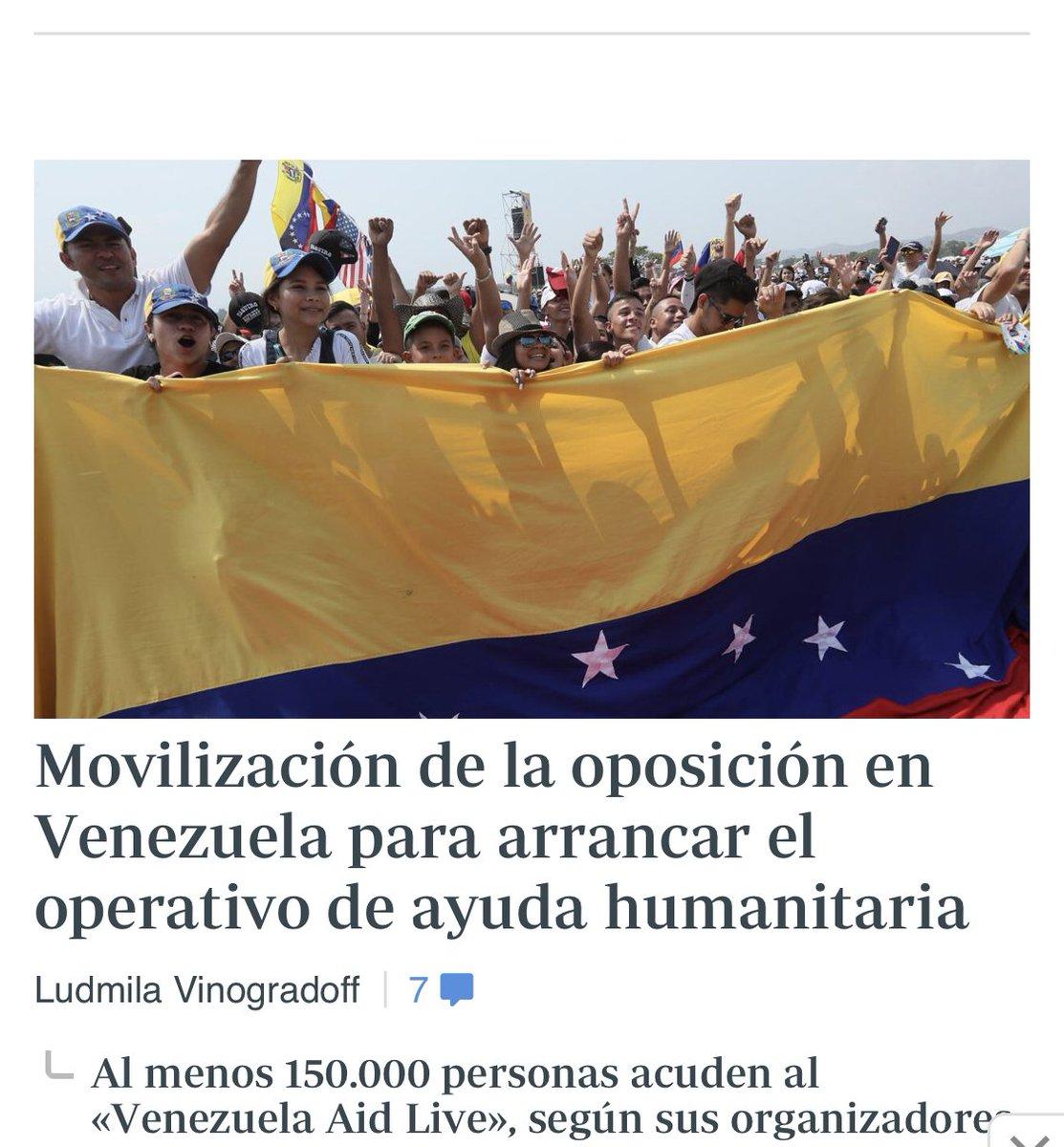 ¡Viva Venezuela libre!