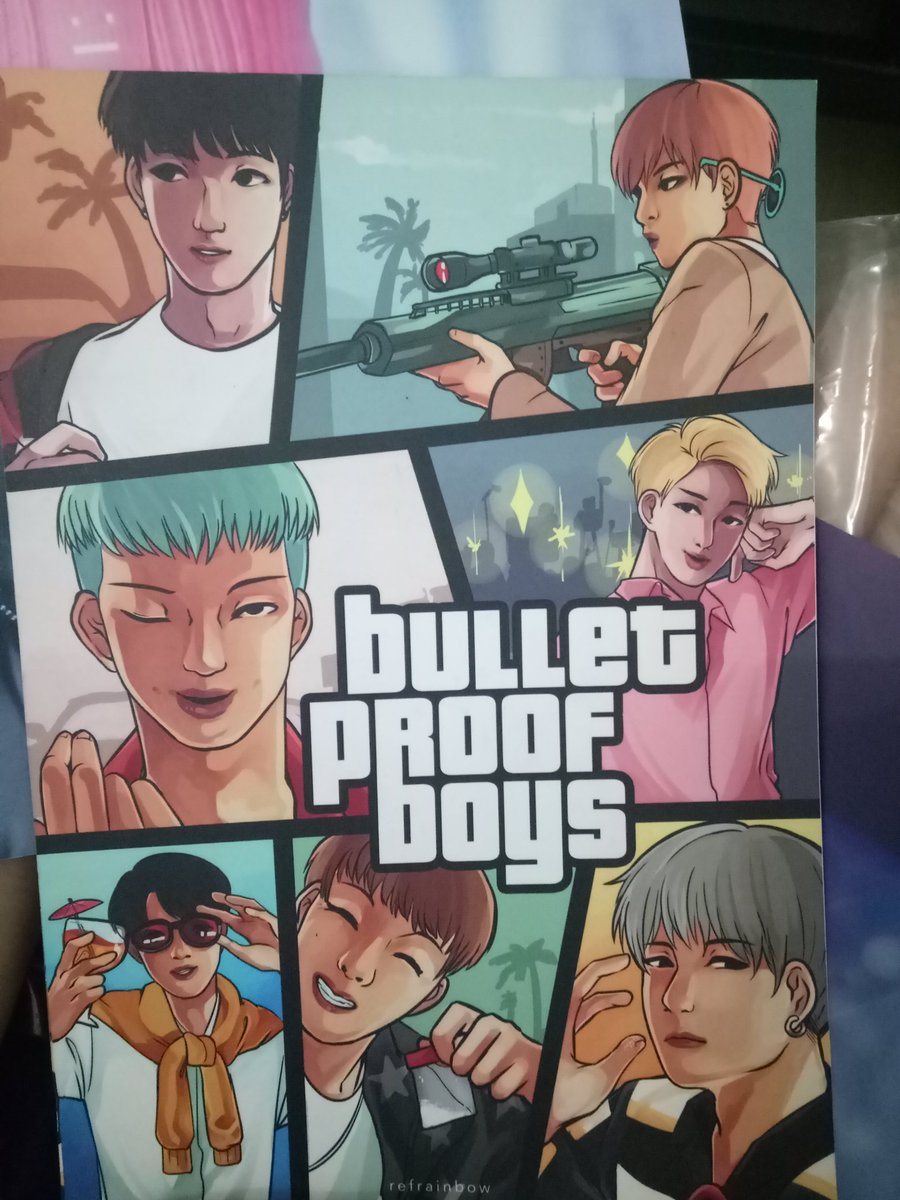 And found this poster by @refrainbow  won&#39;t forget the day i got this poster bcs it was my very first event of ARMY that i attend:&#39;) <br>http://pic.twitter.com/l3ckZw0aT6